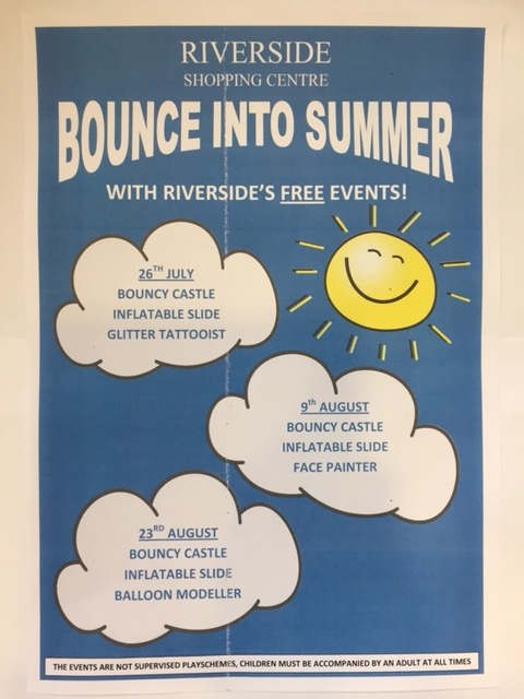 Summer Events Poster